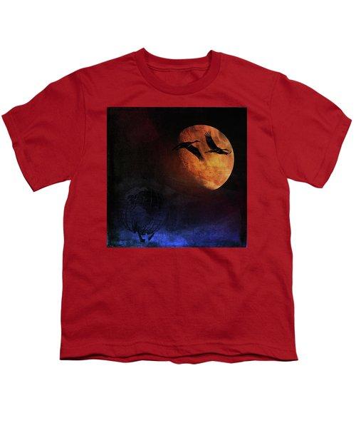 World's Fair Birds Youth T-Shirt