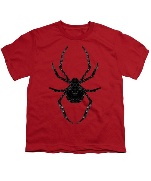 Halloween Spider  Youth T-Shirt