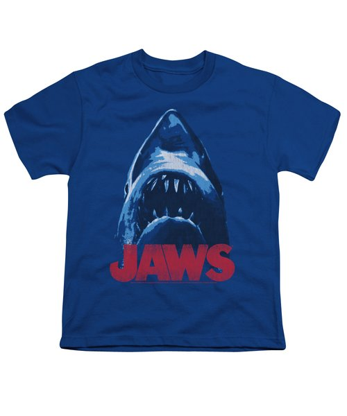 Jaws - From Below Youth T-Shirt