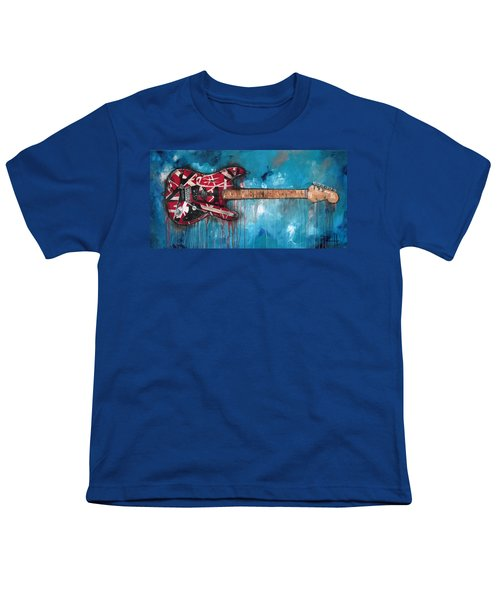 Frankenstrat Youth T-Shirt