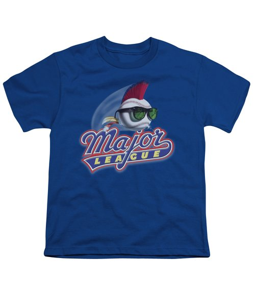 Major League - Title Youth T-Shirt