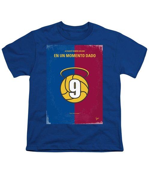 No272 My En Un Momento Dado Minimal Movie Poster Youth T-Shirt by Chungkong Art