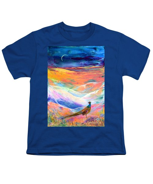 Pheasant Moon Youth T-Shirt