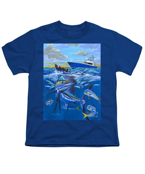 Reef Sail Off00151 Youth T-Shirt