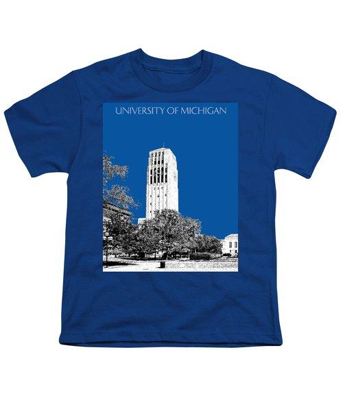 University Of Michigan - Royal Blue Youth T-Shirt
