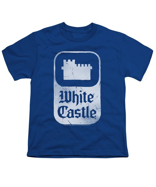 White Castle - Classic Logo Youth T-Shirt by Brand A
