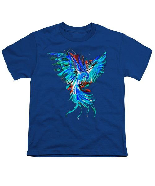 Phoenix Youth T-Shirt by Adriano Diana