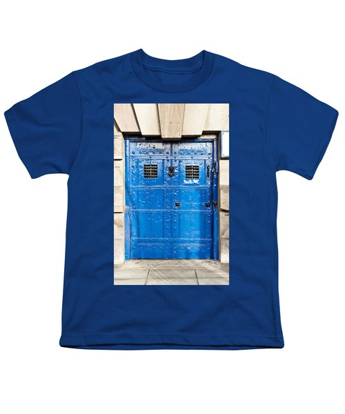 Old Blue Door Youth T-Shirt