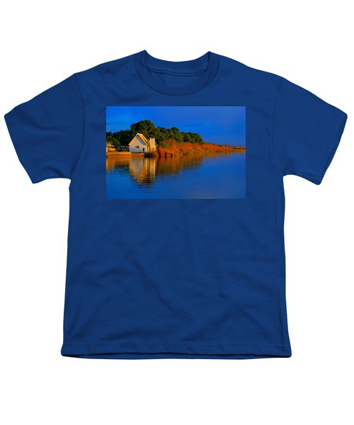 Albufera Blue. Valencia. Spain Youth T-Shirt