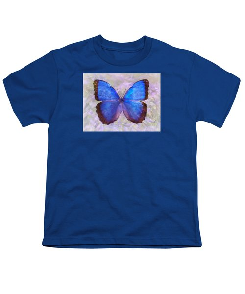 Angel In Blue Youth T-Shirt