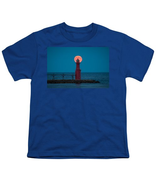 Backlighting II Youth T-Shirt by Bill Pevlor
