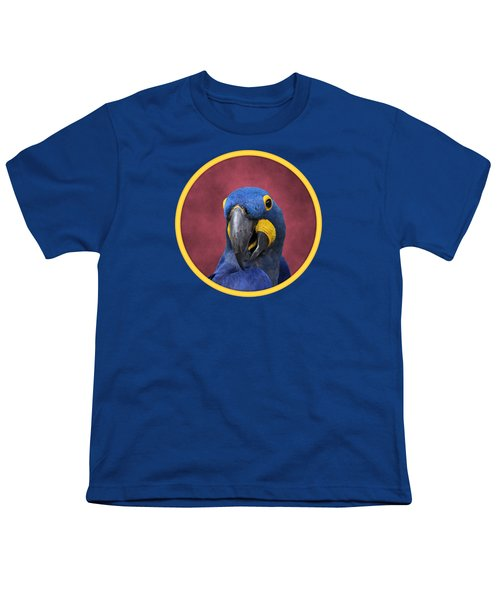 Cheeky Macaw Youth T-Shirt