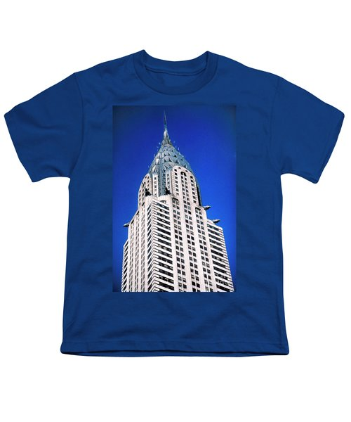 Chrysler Building Youth T-Shirt