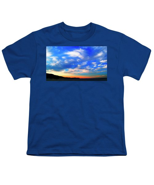 Estuary Skyscape Youth T-Shirt