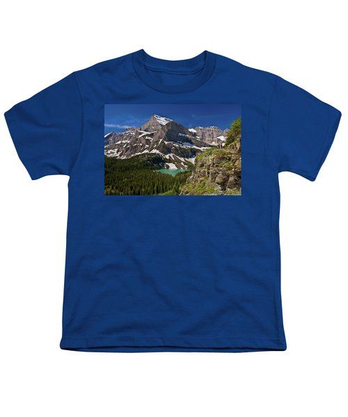 Glacier Backcountry 2 Youth T-Shirt