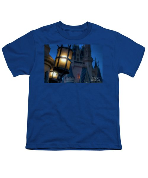 I Will Leave The Light On Youth T-Shirt