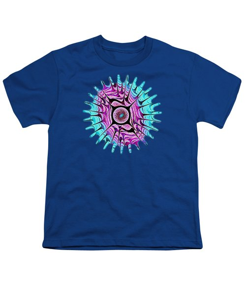 Ice Dragon Eye Youth T-Shirt
