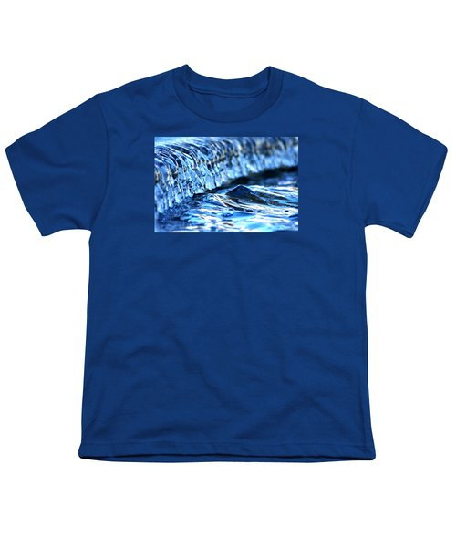 Ice Formation 08 Youth T-Shirt