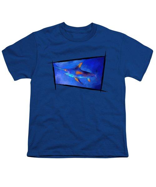 Kauderon V1 - Beautiful Swordfish Youth T-Shirt