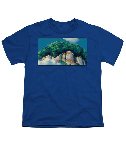 Laputa Castle In The Sky Youth T-Shirt