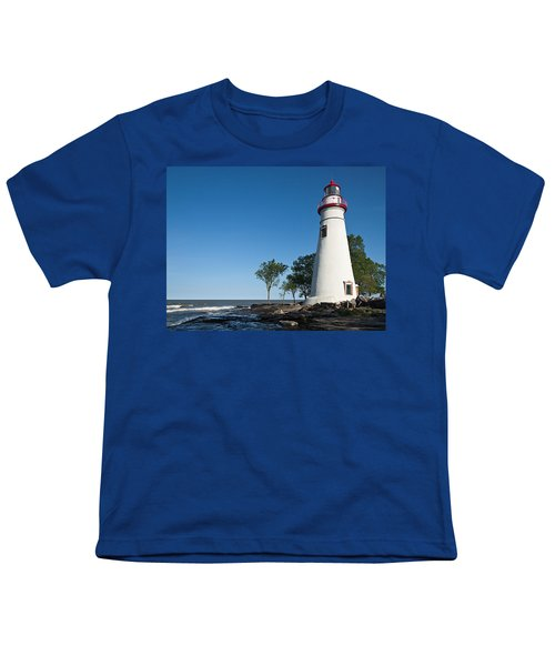 Marblehead Lighthouse Youth T-Shirt