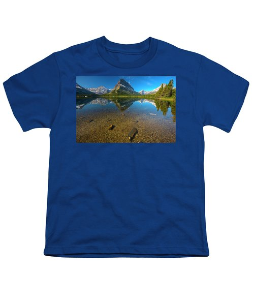 Mt. Grinnell Youth T-Shirt
