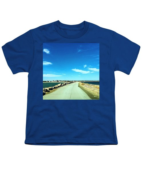 Open Road  Youth T-Shirt