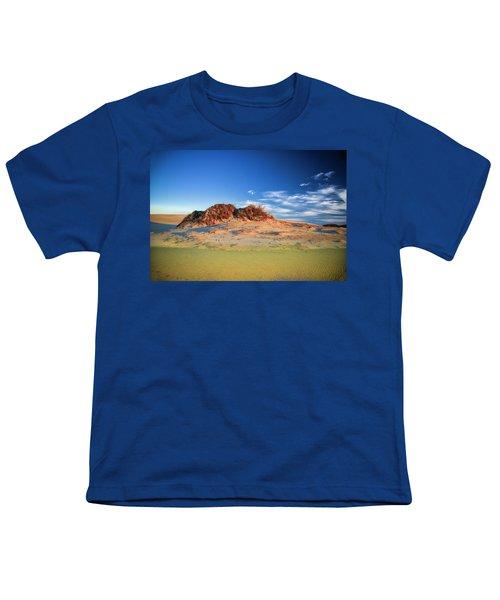 Peaks Of Jockey's Ridge Youth T-Shirt