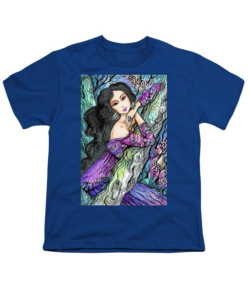 Sapphire Forest Youth T-Shirt