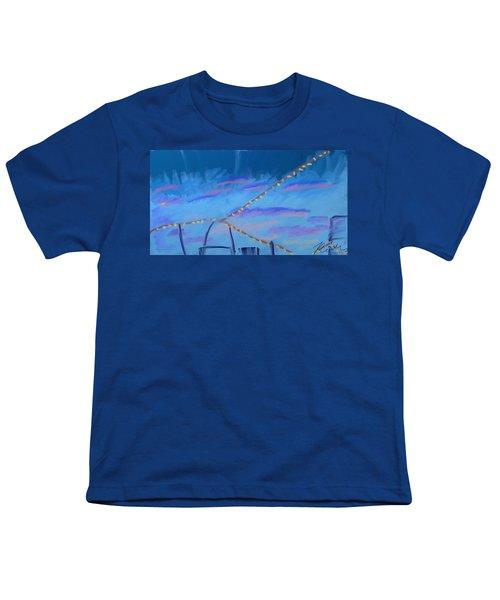 Sky Lights Youth T-Shirt