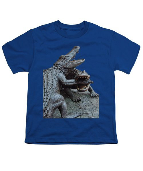 The Chomp Transparent For Customization Youth T-Shirt