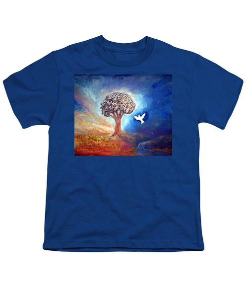 The Tree Youth T-Shirt by Winsome Gunning