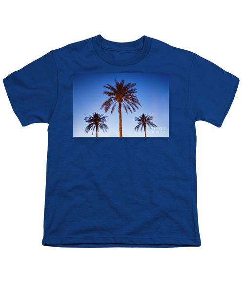 Three Palms Youth T-Shirt