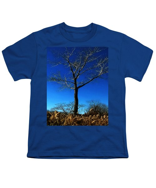 Winter Tree Youth T-Shirt