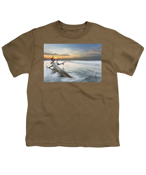 Bough In Ocean Youth T-Shirt