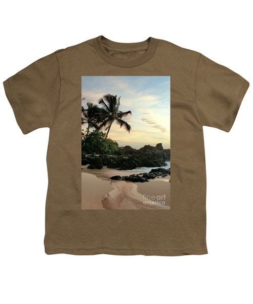 Edge Of The Sea Youth T-Shirt