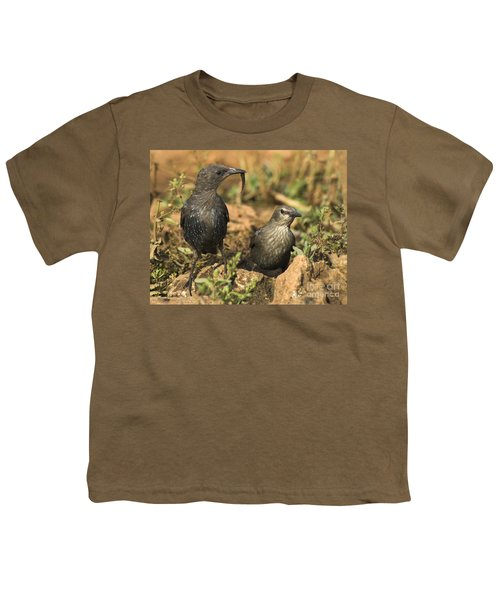 Starling Estornino Youth T-Shirt