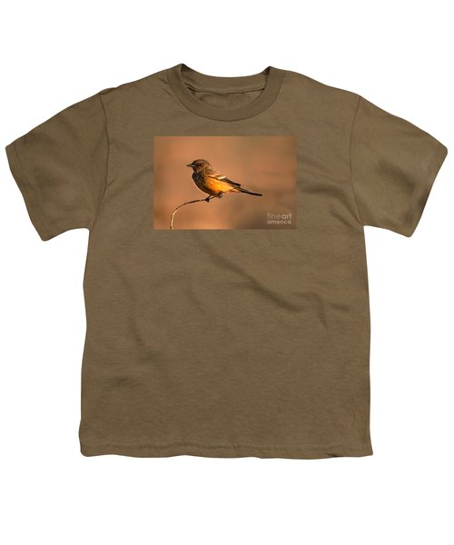 Say's Phoebe Youth T-Shirt