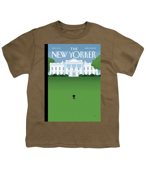 New Yorker April 27th, 2009 Youth T-Shirt