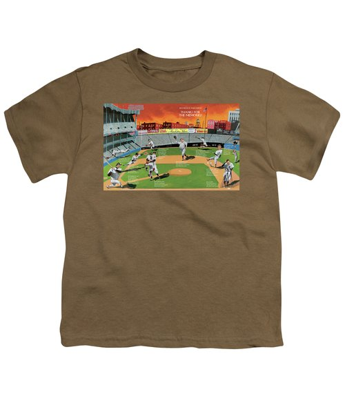 New Yorker September 22nd, 2008 Youth T-Shirt