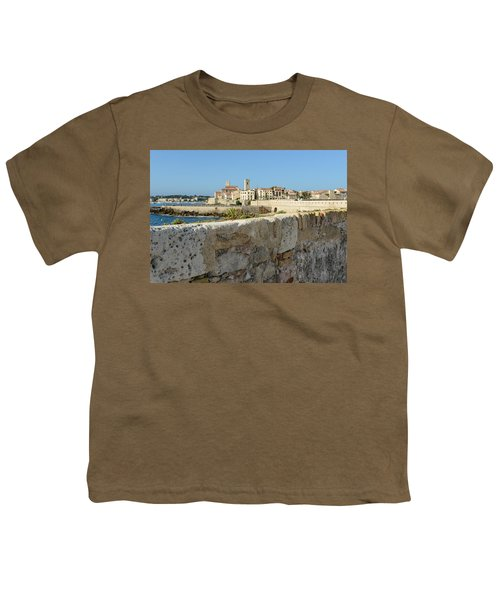 Antibes France Youth T-Shirt