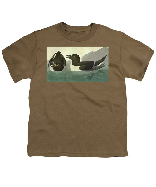 Audubon Razorbill Youth T-Shirt