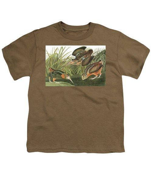 Audubon Woodcock Youth T-Shirt
