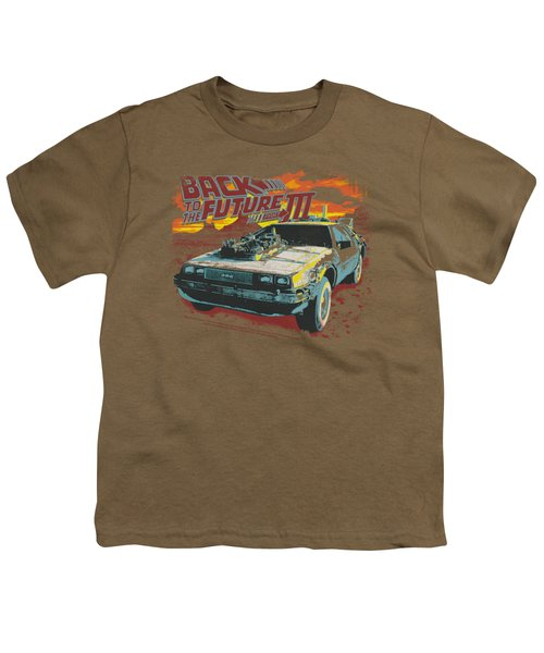 Back To The Future IIi - Wild West Youth T-Shirt