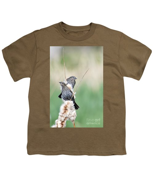 Blackbird Pair Youth T-Shirt