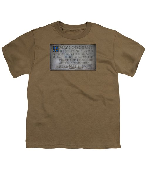 Blessing Youth T-Shirt by Stephen Stookey