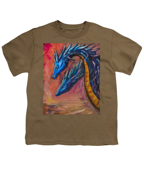 Blue Dragons Youth T-Shirt