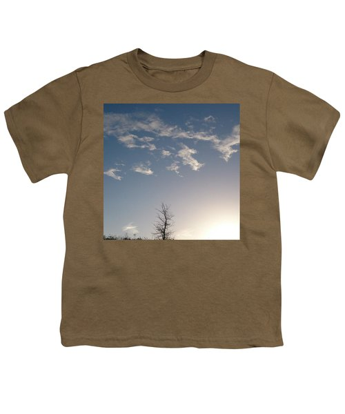 Can You Spot The Dragon #sunny Morning Youth T-Shirt