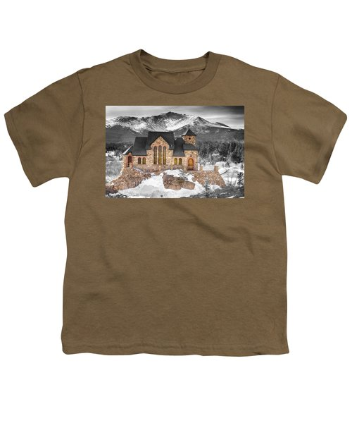 Chapel On The Rock Bwsc Youth T-Shirt