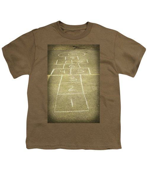 Childhood Games Youth T-Shirt